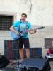 Benedikt ließ mit seiner sehr schönen Stimme aufhorchen und es fiel sogar ein Name vie Eddie Vedder (Pearl Jam), um seine Stimme zu umschreiben.