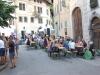 Tolle und entspannte Stimmung am Dorfplatz vom Margreid (1).