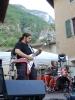 ... die Band von Emmanuel, bei der Ex-Drummer Vigil für das Konzert ausgeholfen hat.