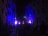 Als der Regen endete, der Soundtechniker sein Ok gab, die Anlage wieder hochzufahren und Myztic Lion auf die Bühne ging, waren erstaunlich viele Leute noch geblieben ...
