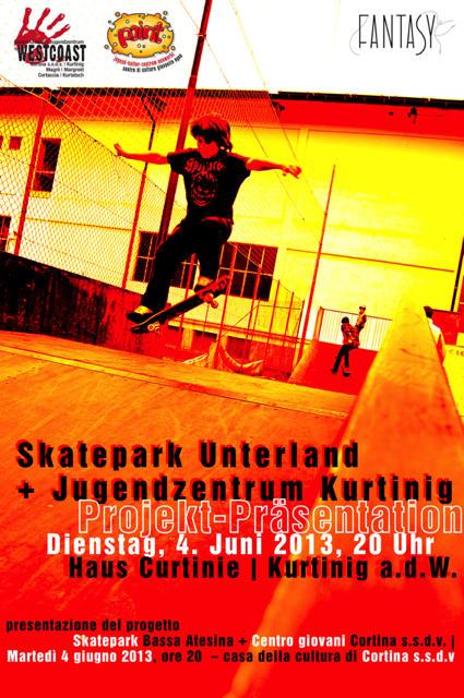 Skate-Flyer