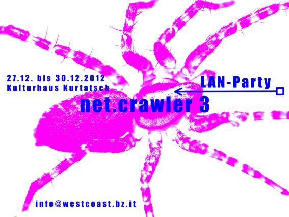 Spider Netcrawler3